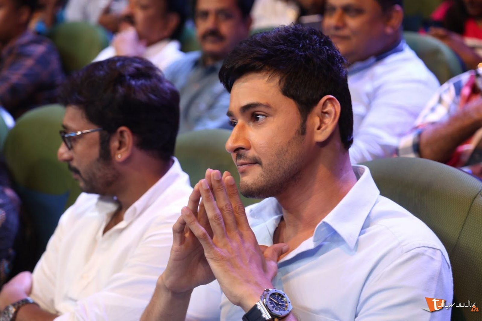 Mahesh Babu At Spyder Audio Launch-HQ-Photo-6