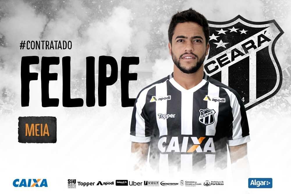 Meia Baxola é o décimo reforço do Ceará para 2019 377e2dbf6ea29