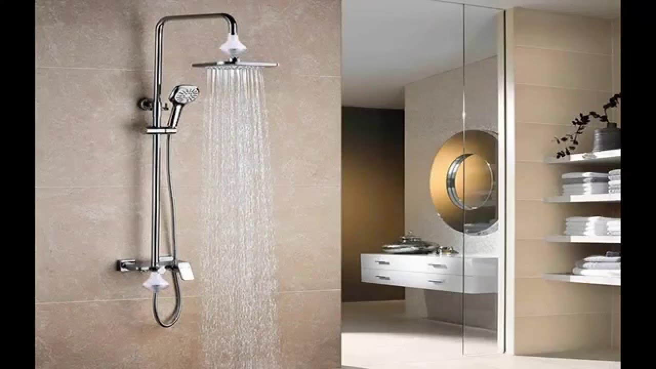 dual rain shower head. Review of a Superb AquaRain Showerhead Filter  Trends HUB