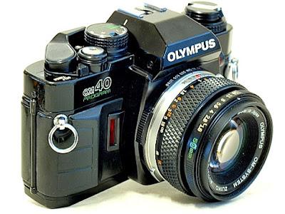 Olympus OM40, Front Left
