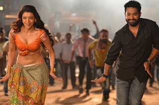 Junior NTR Kajal Pakka Local Stlls