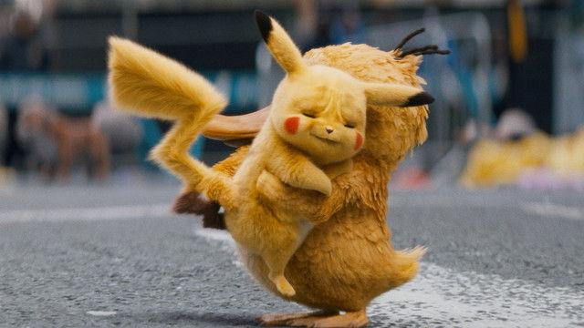 """Inilah Foto-foto Terbaru Scene  """"Detective Pikachu"""""""