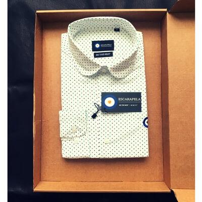 cajas para camisas