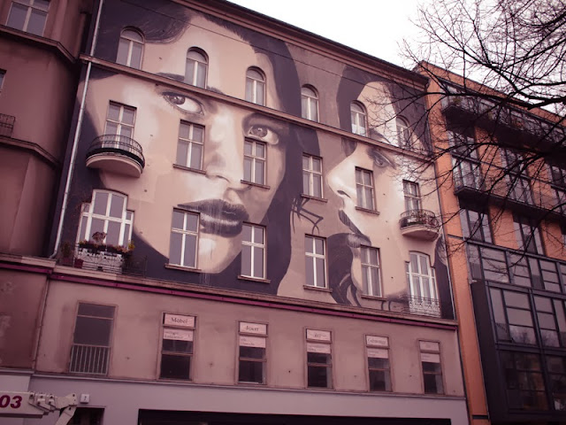 New Street Art Mural By Australian Artist Rone On The Streets Of Berlin, Germany. 2