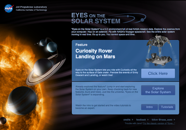 Eyes dot NASA dot Gov