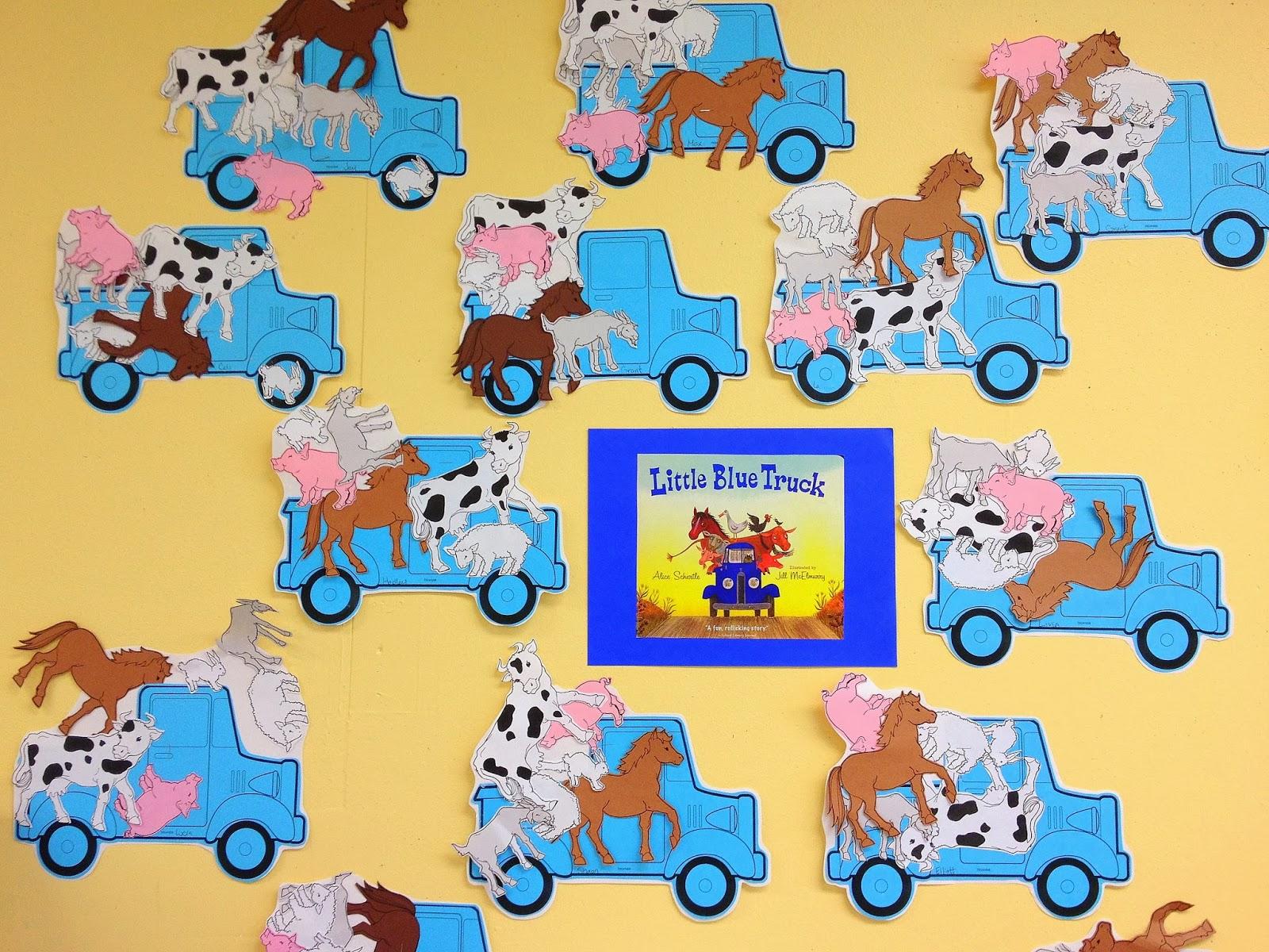 Preschool Ideas For 2 Year Olds Little Blue Truck Farm