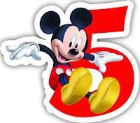 Mickey número 5