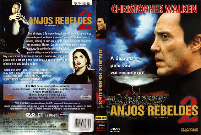Capa DVD Anjos Rebeldes 2