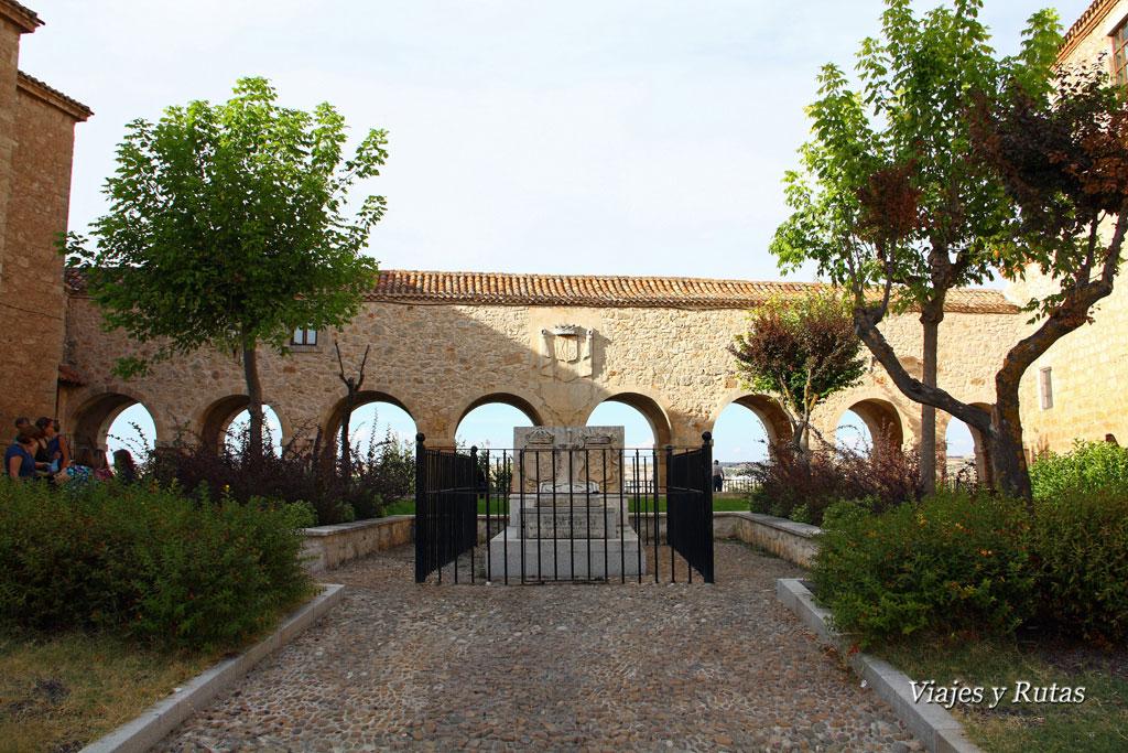 Mirador de los Arcos, Lerma, Burgos