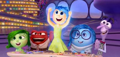 Cel Mai Bun Lungmetraj de Animaţie: Inside Out