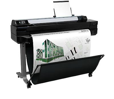 HP DesignJet T520 Printer Drivers Download