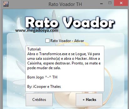 Screenshot 1 Transformice Rato Hile Botu Yeni Versiyon 30.03.2014 indir
