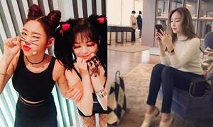 Phim Sao Hàn 29/10: Seol Hyun hóa mèo dễ thương, Jessica đi shopping sang chảnh-2016