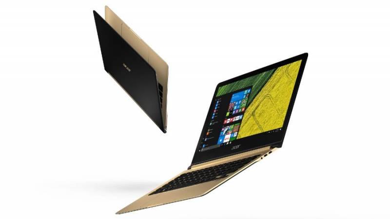 Spesifikasi Acer Swift 7, Laptop Tertipis di Dunia