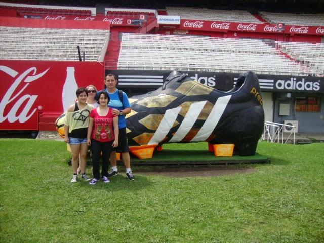 Estádio Monumental - Buenos Aires