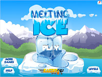 Here is Melting Ice-a #WinterGame by #RacingGames9! #CarGames