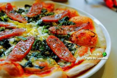 貝里義大利薄餅披薩-初訪