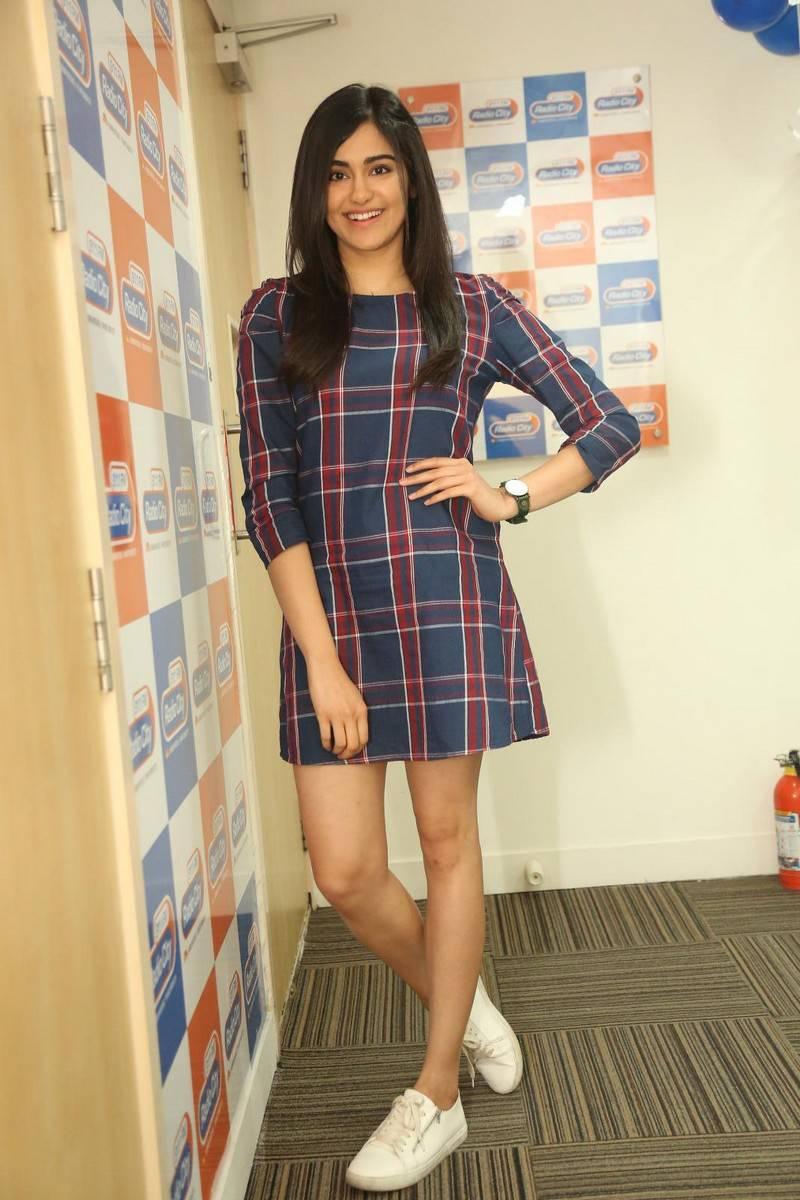 Adah Sharma Hot Legs Showing Photoshoot