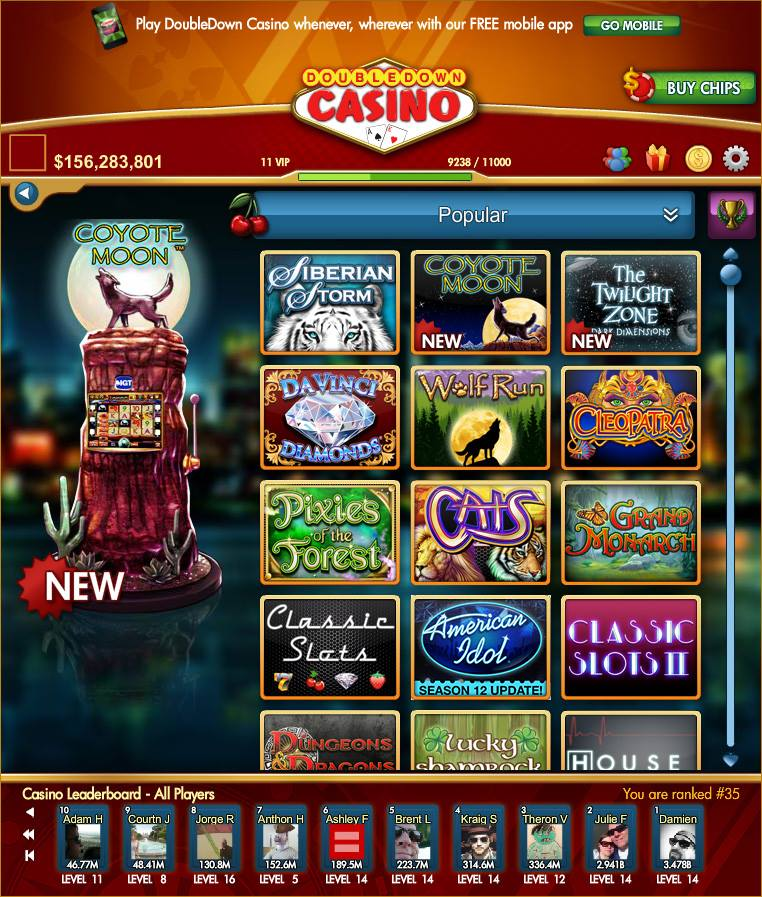 Free casino slots 12 times