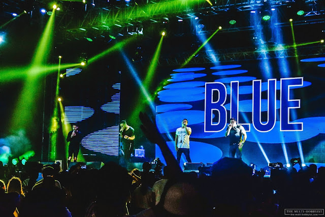 If You Come Back - BLUE | Playback Music Festival 2018