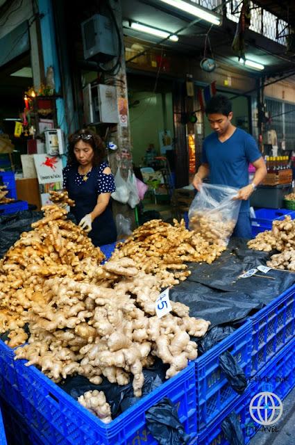targ warzywny bangkok