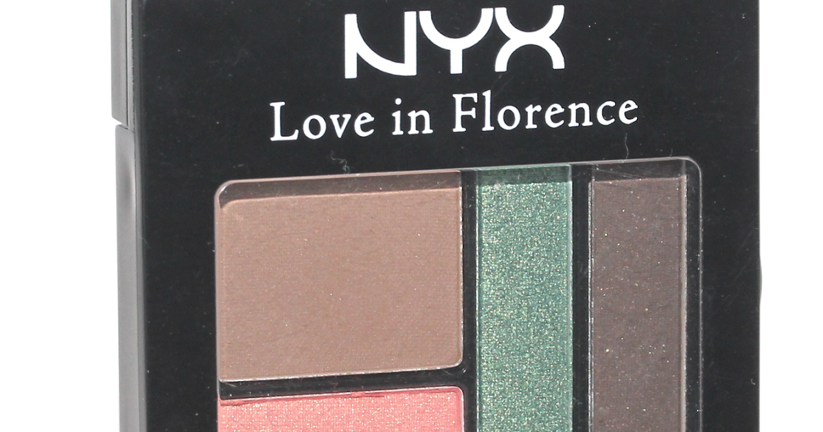 Makeup, Beauty & Fashion: NYX COSMETICS LOVE IN FLORENCE