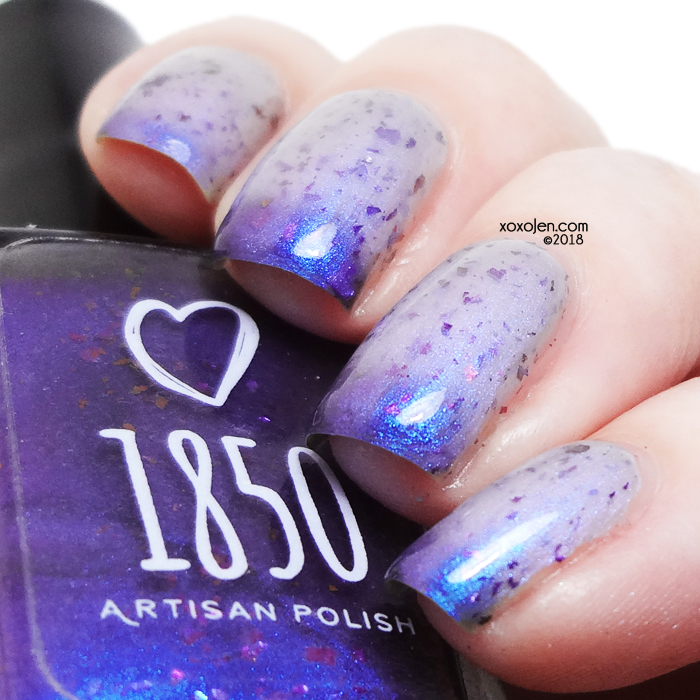 xoxoJen's swatch of 1850 Artisan Regenerate
