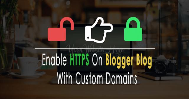 Agregar HTTPS en Blogger con dominio personalizado - ¡SSL gratis!