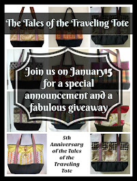 Special Tales of the Traveling Tote!: Coming January 15, 2020