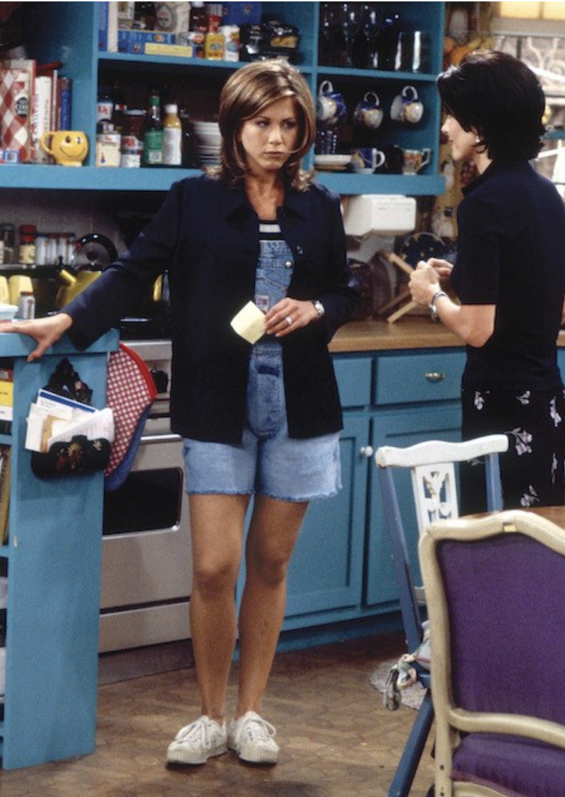Get The Look: 14 Outfits Worn by Rachel Green | Organized Mess