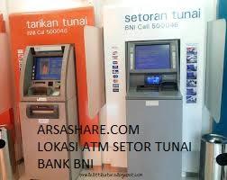 Ini Lokasi Terdekat Atm Setor Tunai Bank Bni Jakarta Timur Arsashare Com