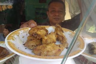 Harga Ayam Naik, Apa Kata Pedagang Warung Makan