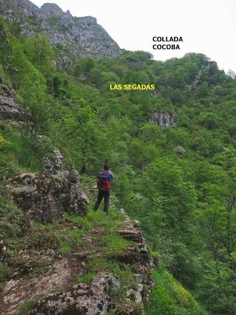 Grupo de montaña Losdelasclaras: El Camín de los Beyuscos (Parte I ...