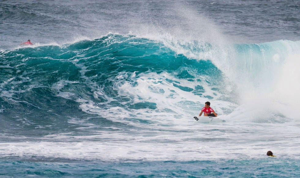 36 Vans World Cup of Sufing 2014 Italo Ferreira Foto ASP