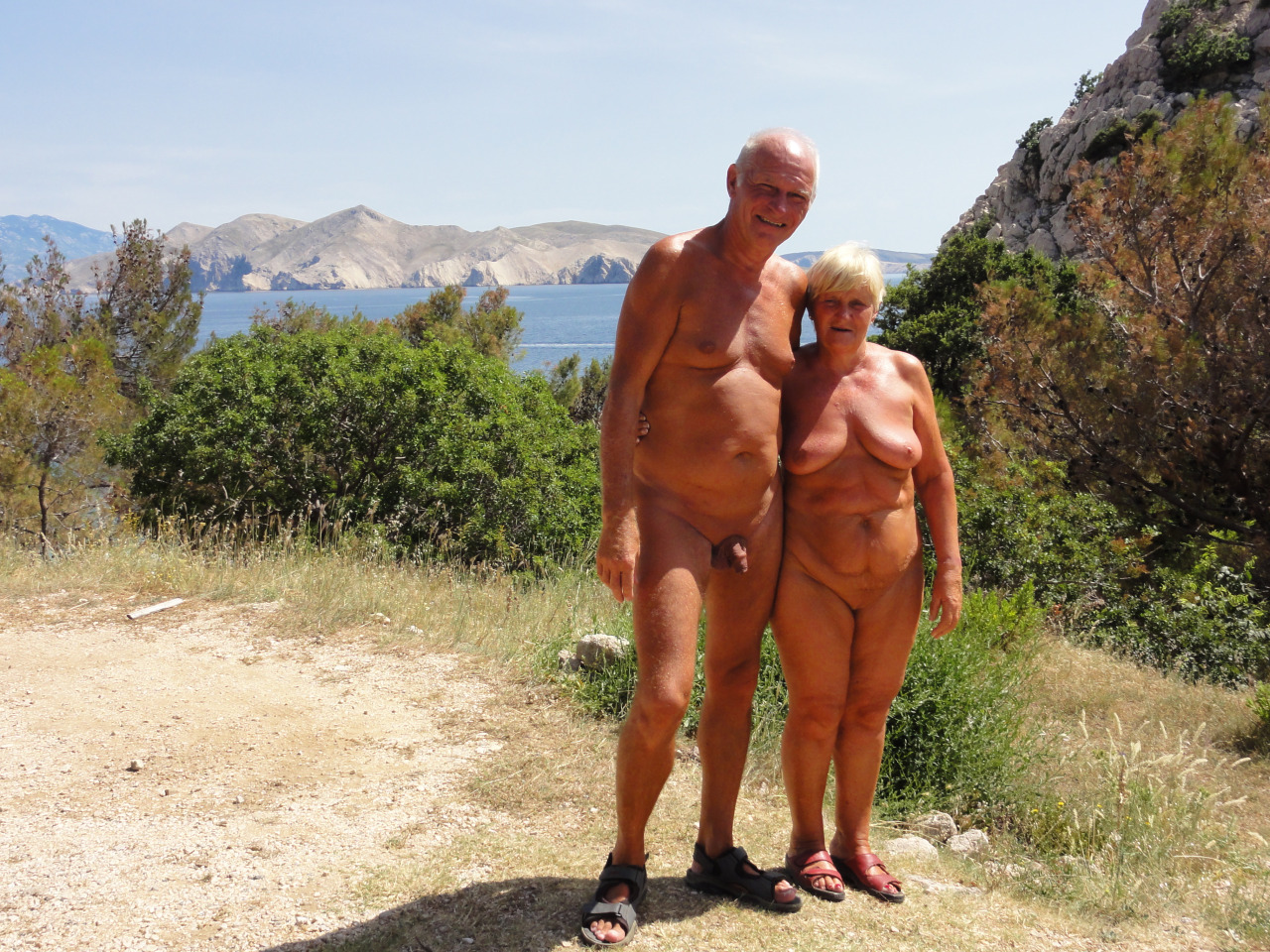 Nudists Fight National Park Service Nude Beach Ban By Getting Naked