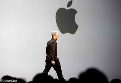 Apple's iTunes iRadio at WWDC 1