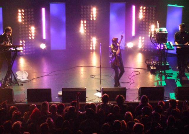 concert at koko club in london