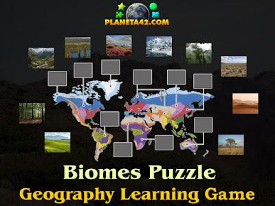 Biome Puzzle