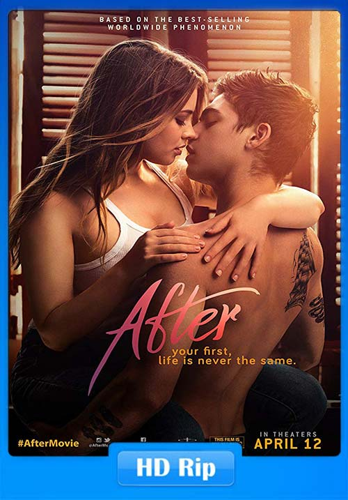 After 2019 720p HDRip X264 | 480p 300MB | 100MB HEVC