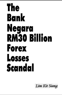 Bank negara rm30 billion forex losses scandal
