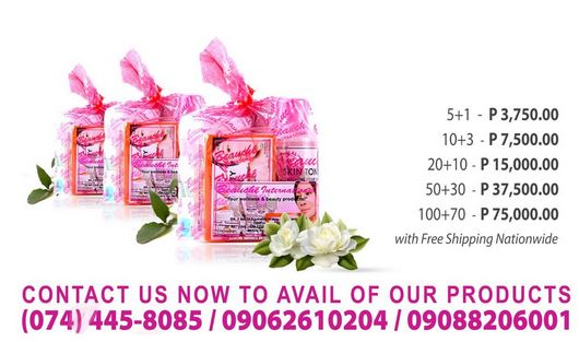 Authentic Beauche Set Package