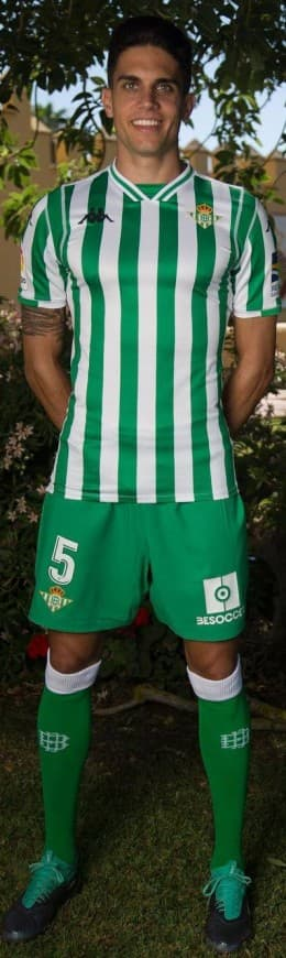レアル・ベティス 2018-19 ユニフォーム-ホーム