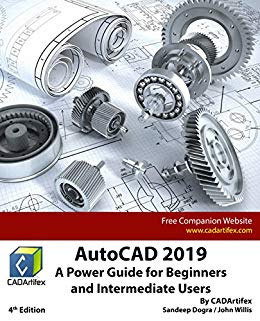ebook autocad 2019 A guide for beginners and intermediates
