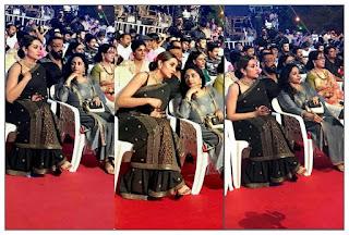 Trisha at Asianet Film Award Event