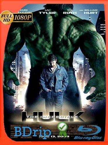 Hulk: El hombre increíble (2008) Latino HD BDRIP 1080p [GoogleDrive] SilvestreHD