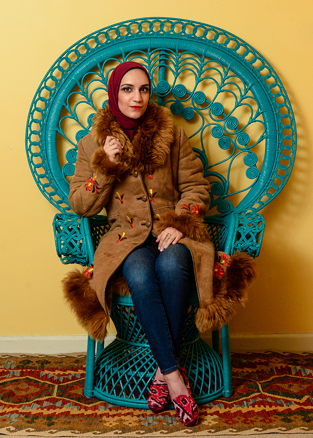 Caravanserai - Baltimore - Hampden - At the Caravan in Baltimore - Afghan Coats - Peruvian Boots