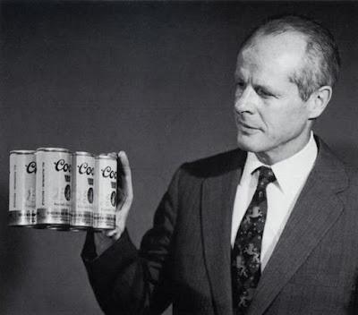 مخترع علبة الكانز, بيل كورز,