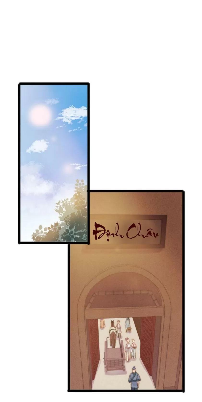 Nàng Phi Cửu Khanh - Thần Y Kiều Nữ chap 45 - Trang 3