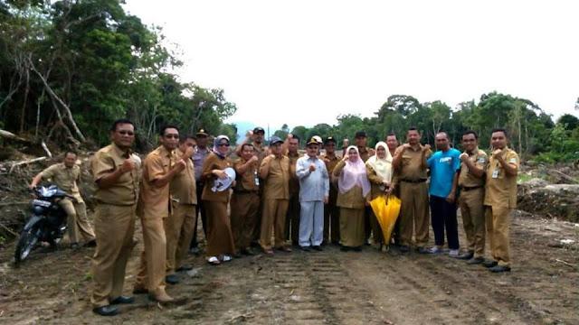 Tokoh Masyarakat Kapalo Hilalang Desak Pembangunan Tarok City Dikebut