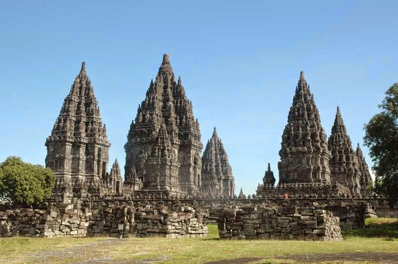 Gambar Candi Prambanan klaten